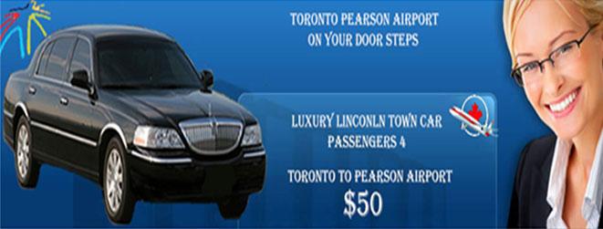 Toronto airport transportation