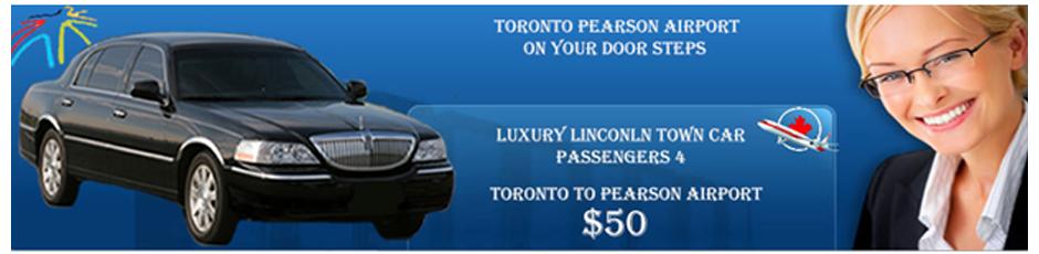 Toronto pearson airport transportation