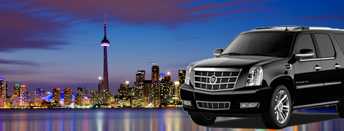 Luxury toronto airport limo